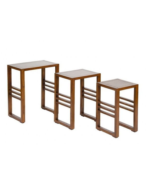 Conjunto 3 mesas nido...