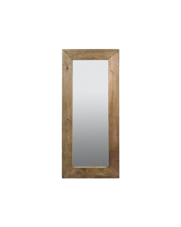 Espejo Bunta madera pino...