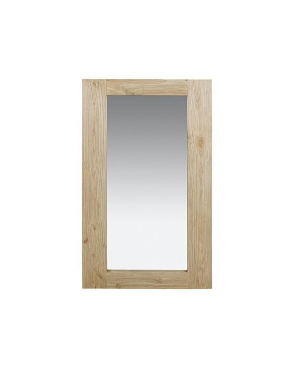 Espejo claro madera mindi...