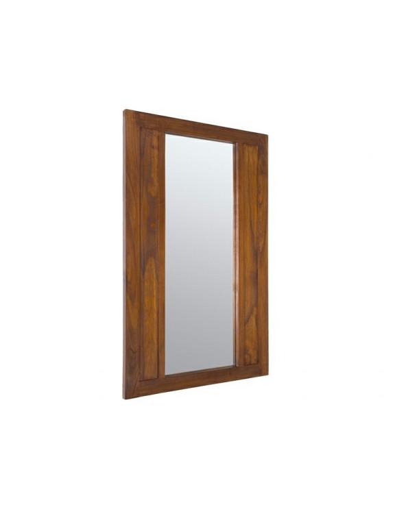 Espejo Forest madera mindi...