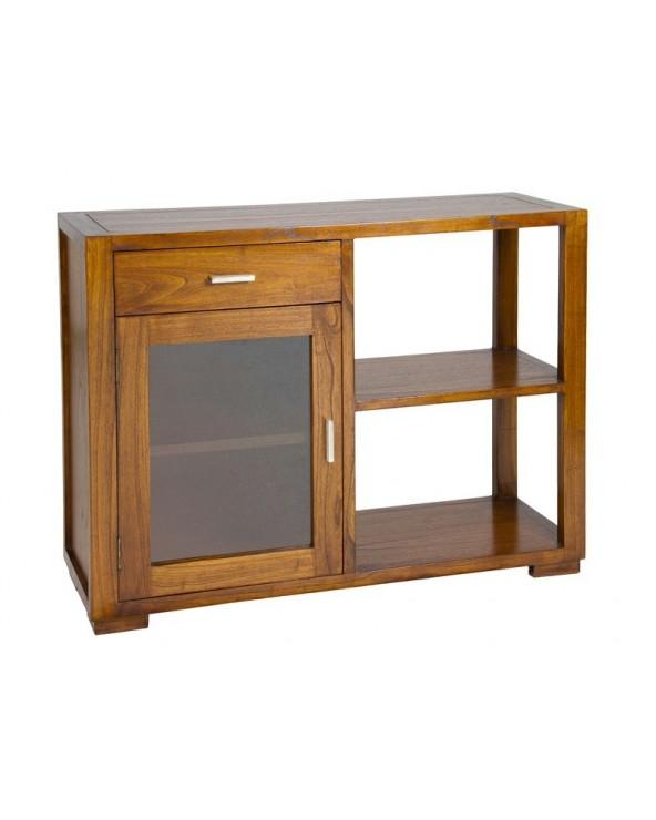 Mueble auxiliar con estante...