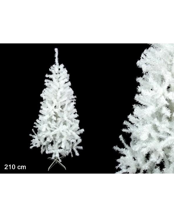 Árbol 820 ramas pvc blanco...