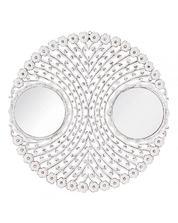 Espejo decorativo Flora...