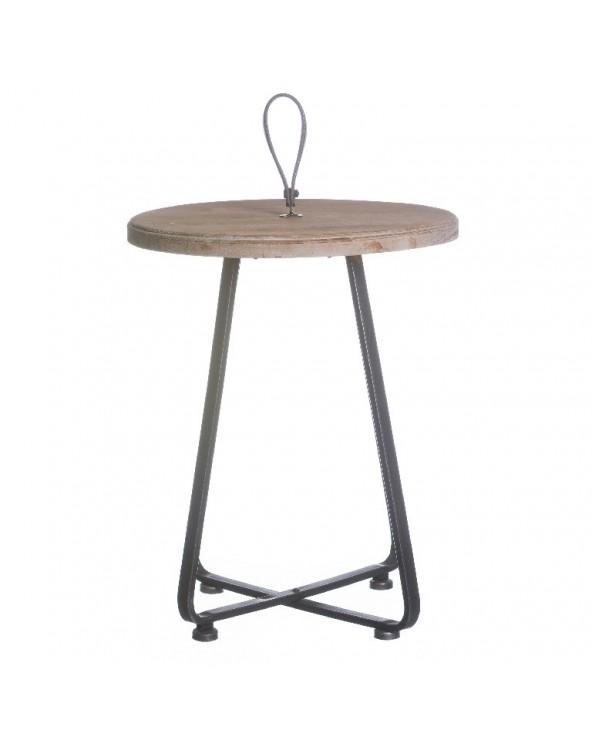 Mesa Ritter madera natural...