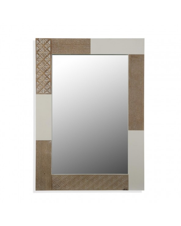 Espejo Ailen madera 76x2x54