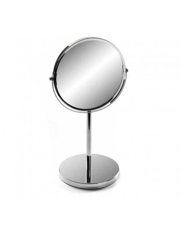 Espejo con pie x7 metal...