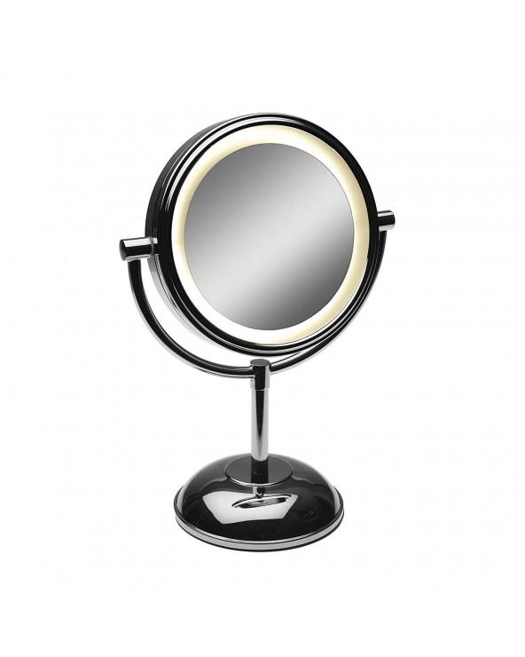 Espejo mesa doble cara LED...