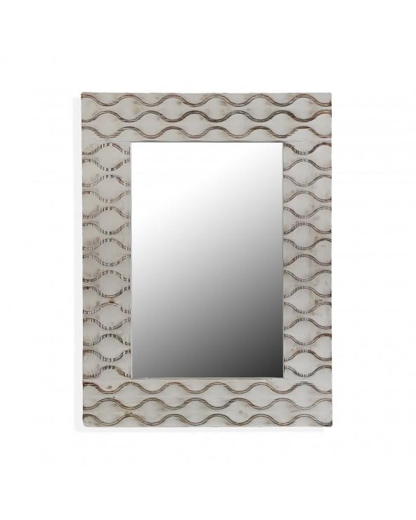 Espejo Safira madera 59x2.4x79