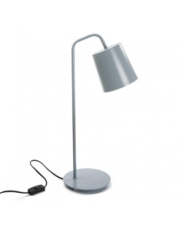 Lámpara de mesa topo metal...