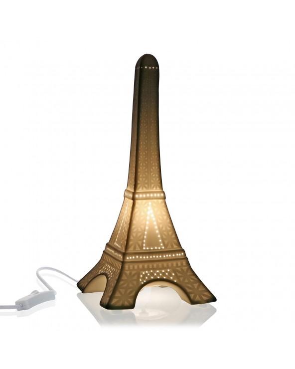 Lámpara de mesa torre...