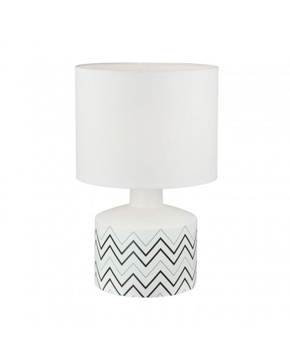 Lámpara mesa geométrica...