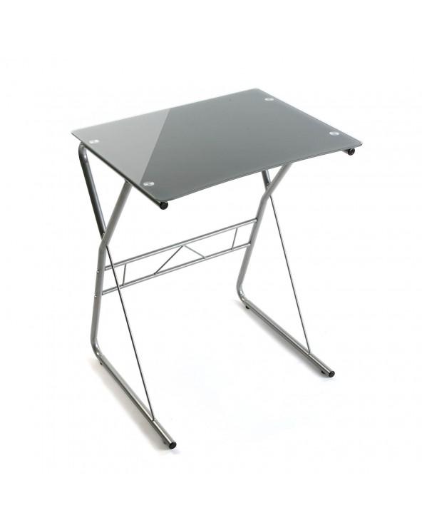 Mesa ordenador Silver...