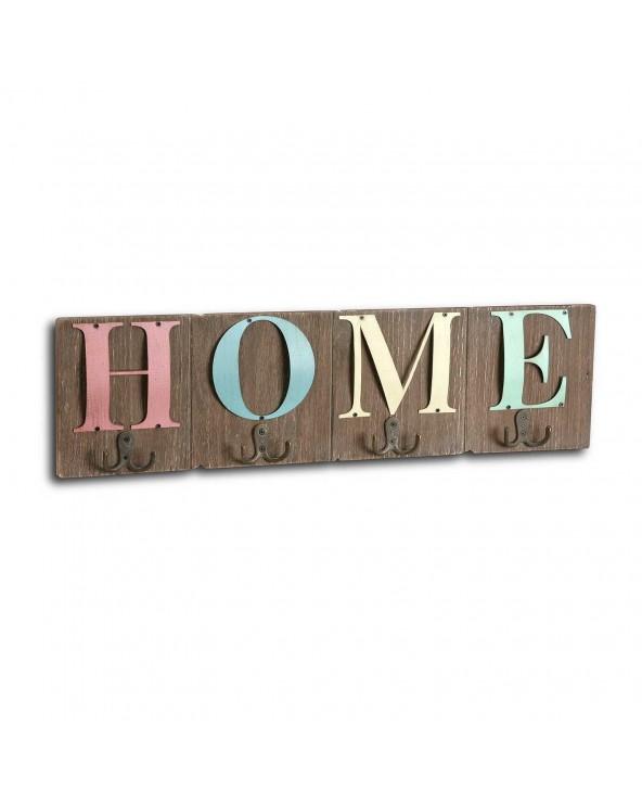 Perchero Home madera metal...