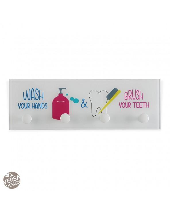 Perchero wash & brush...