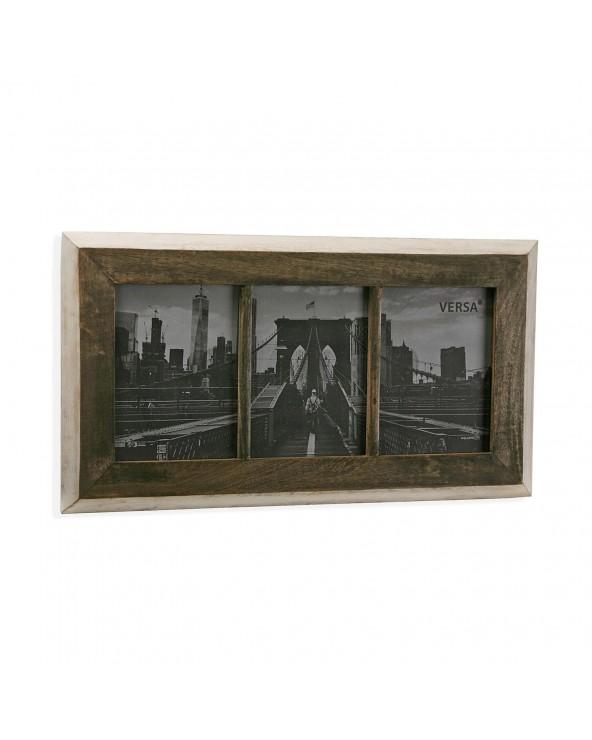 Portafotos madera 40x1.8x18.8