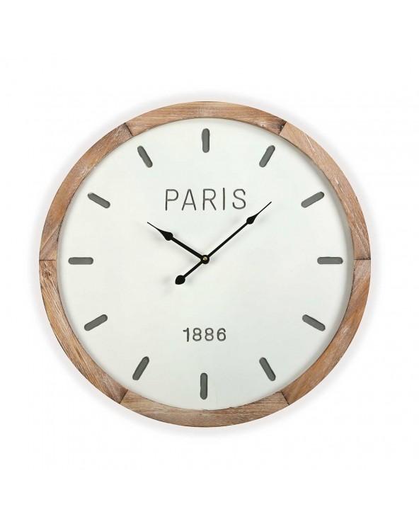 Reloj de pared madera...