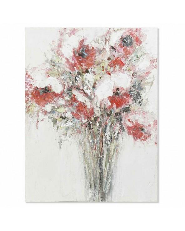Cuadro flores lienzo...