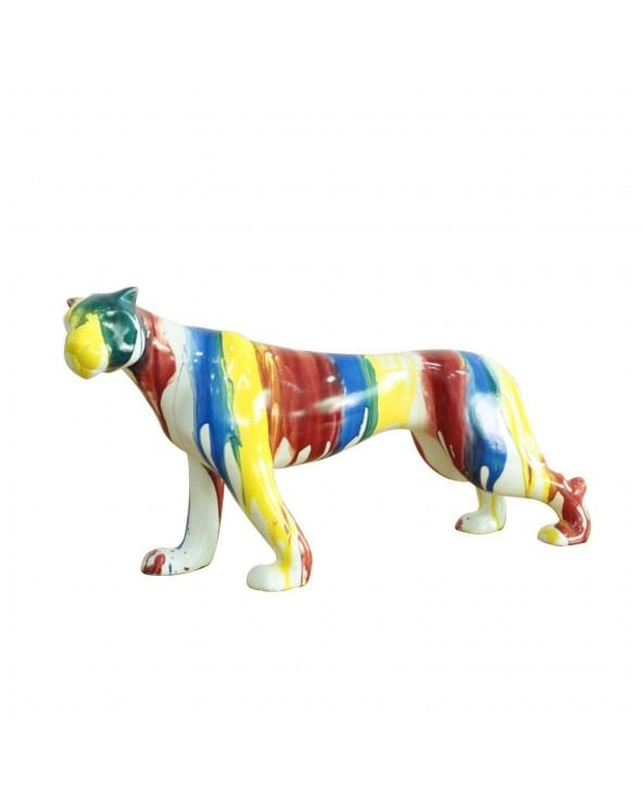 Figura decoración Puma...