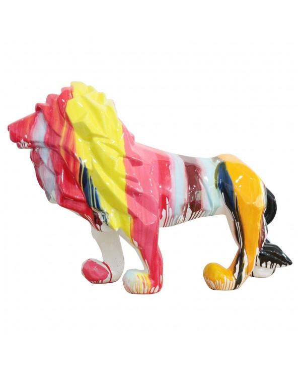 Figura decoración León...