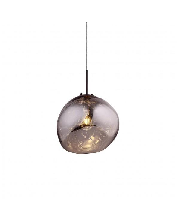 Lámpara de techo cromo...