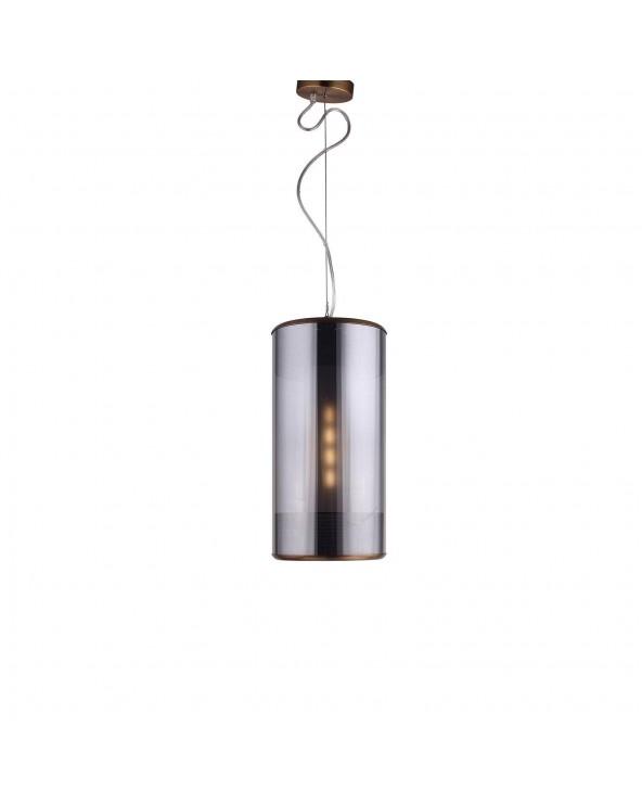 Lámpara de techo smoky...