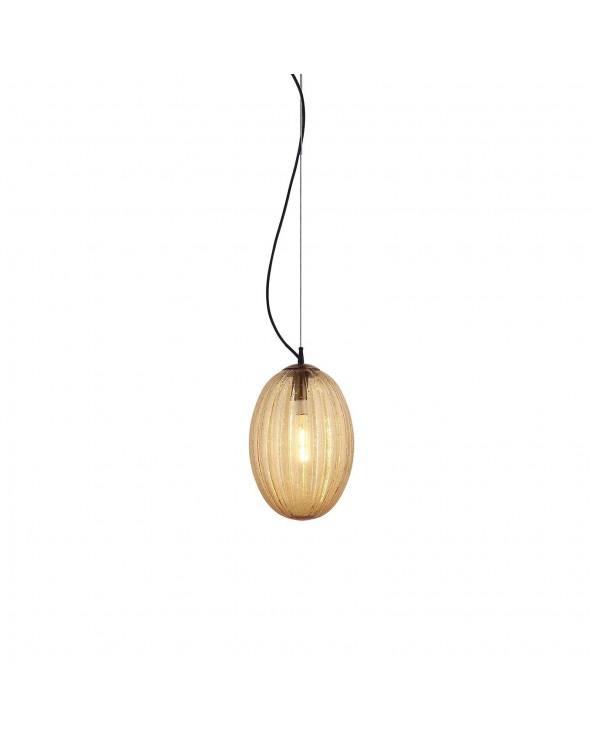 Lámpara de techo ámbar...