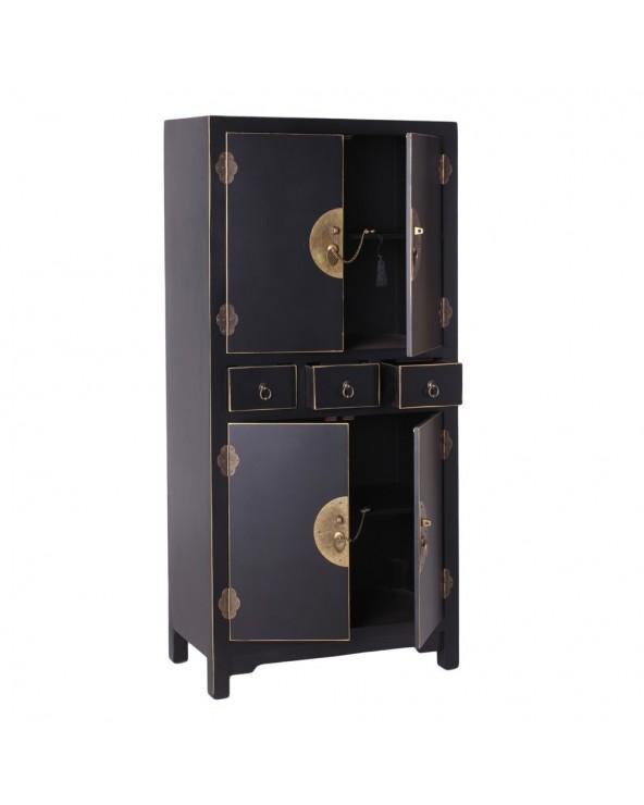 Mueble Japan negro 4...