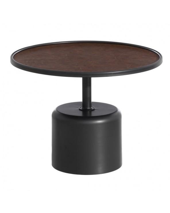 Mesa café redonda Urueña...