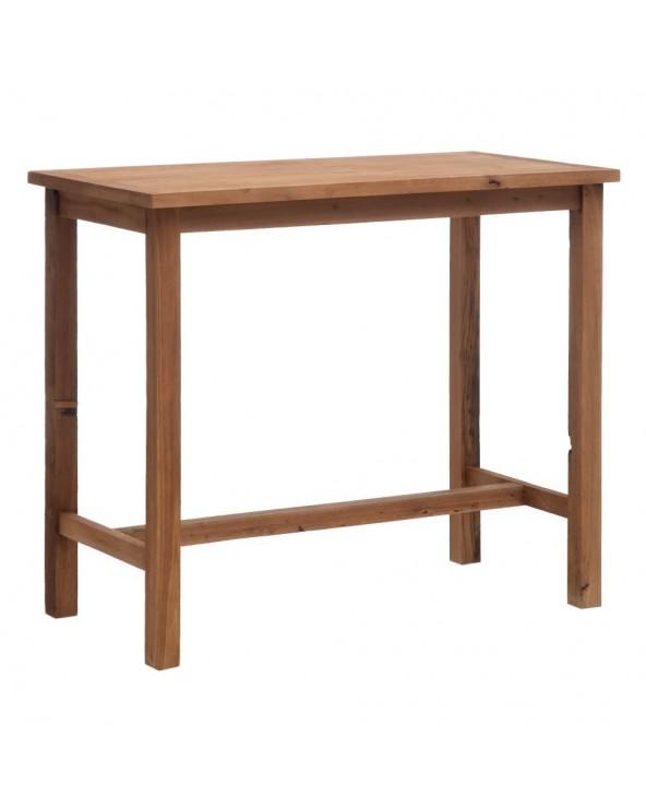 Mesa bar Besalú madera...