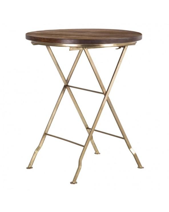 Mesa café Mondoñedo madera...