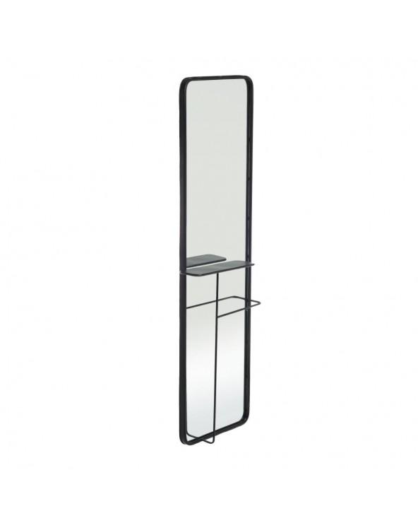 Espejo con estante...