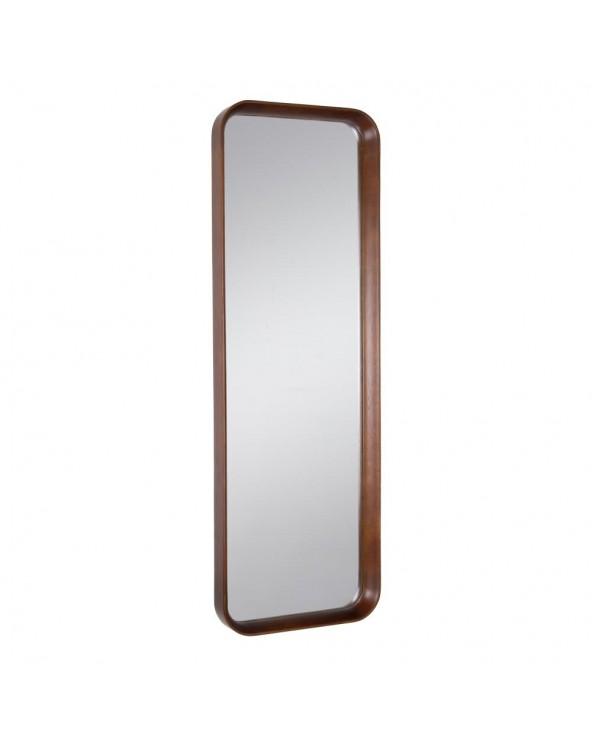 Espejo Olot marrón madera...