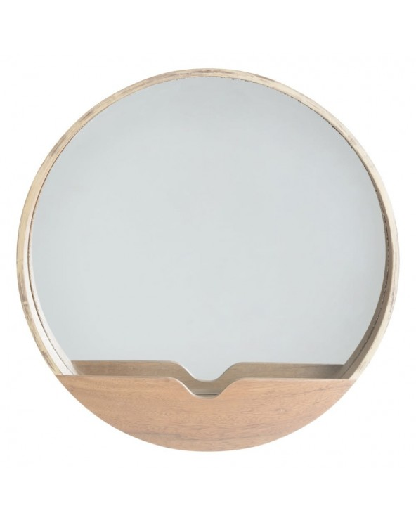 Espejo Villena madera...