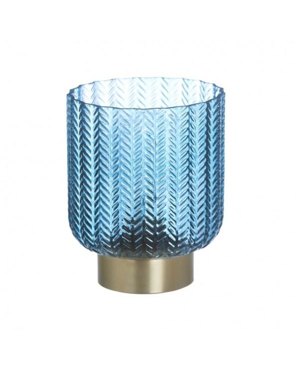 Lámpara led Saray cristal...