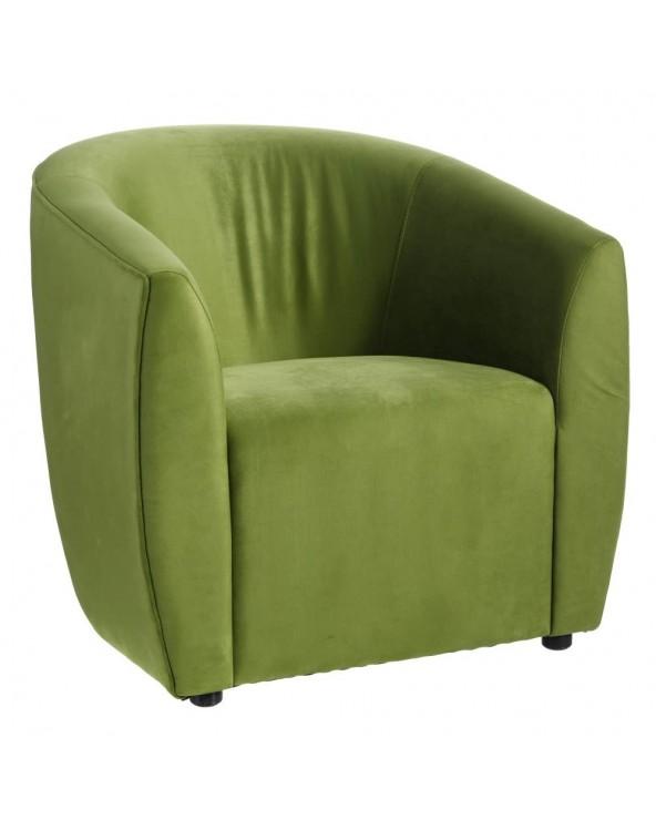 Sillón Romina verde...