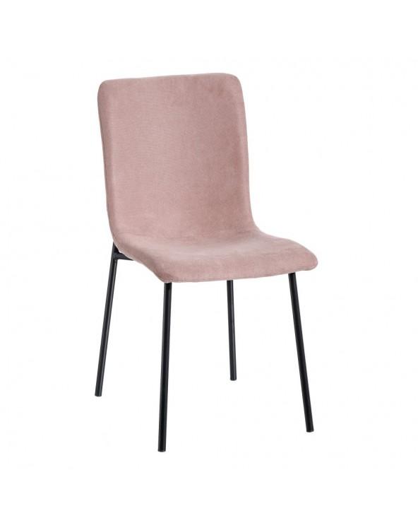 Silla Cecilia tejido rosa...