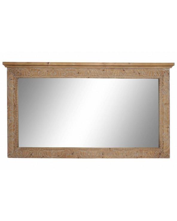 Espejo Valderas madera...