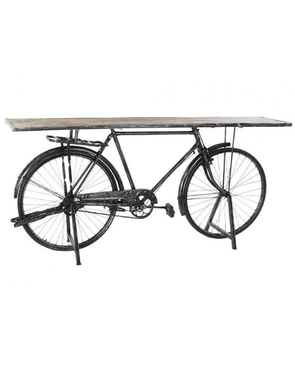 Consola Bicicleta metal...