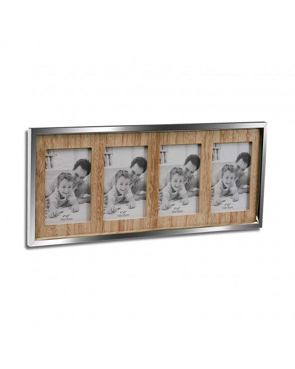 Portafotos madera 10x15...