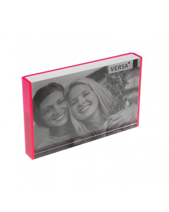 Portafotos 10x15 rosa...