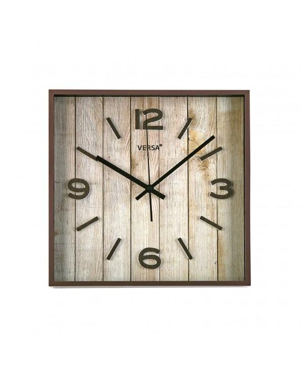 Reloj cuadrado 28cm...