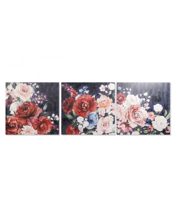 Set 3 cuadros lienzo...