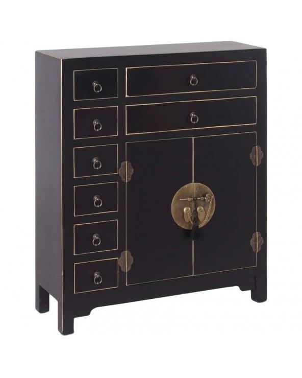 Mueble Japan negro 2...