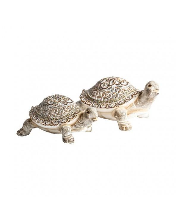 Set 2 figuras Tortugas...