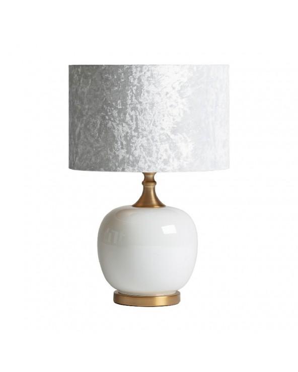 Lámpara sobremesa aluminio...
