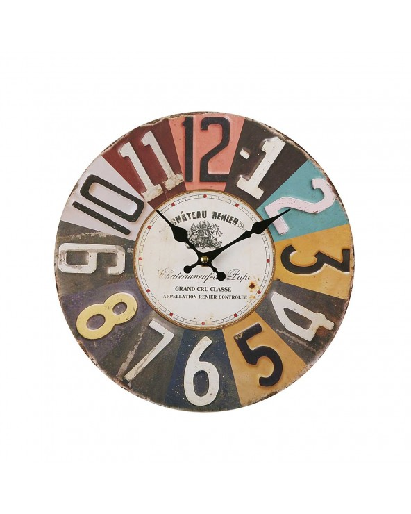 Reloj pared 28 cm 5x28x28...