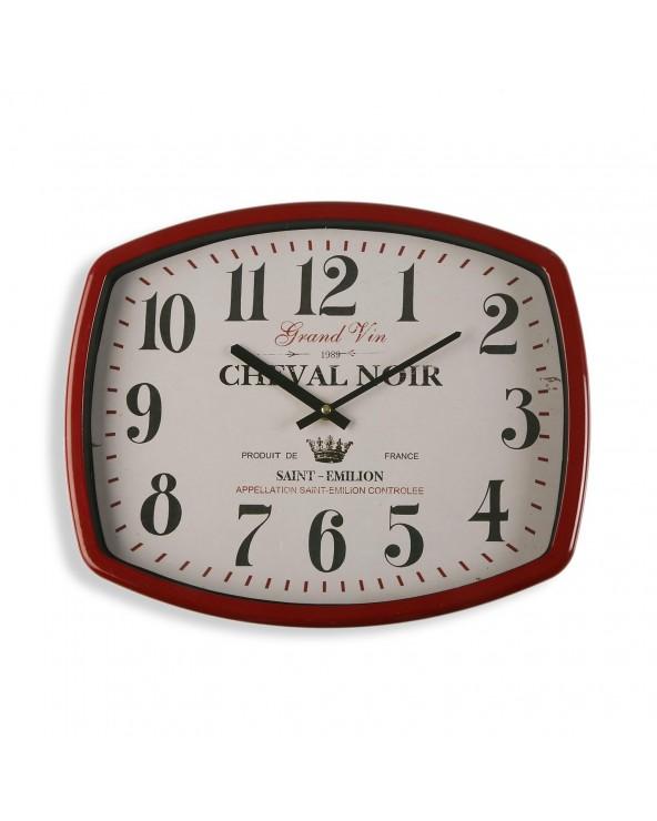 Reloj pared 40 x 43 cm...