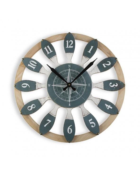 Reloj pared 60 cm 60x60x4.5...
