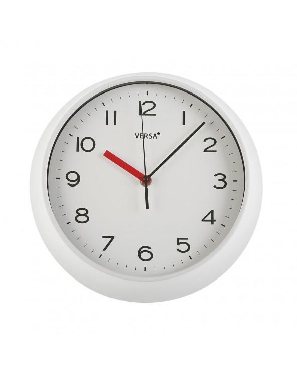 Reloj cocina blanco 29.3 cm...