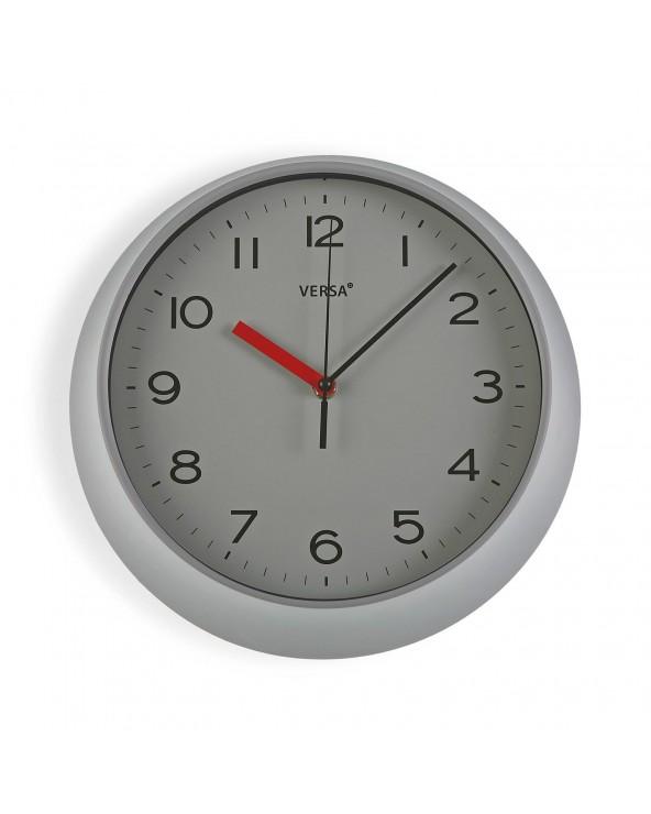 Reloj cocina gris 29.3 cm...